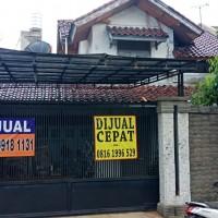 Mandiri : Sebidang tanah seluas 240 m2 berikut bangunan di Perum Modernland, Kota Tangerang