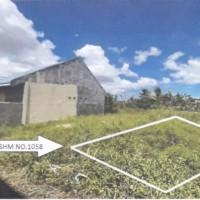 (Bank Papua) sebidang tanah (SHM No.1058) Luas tanah 130 m2, di Desa/Kel. Malanu, Kec. Sorong Timur, Kab. Sorong