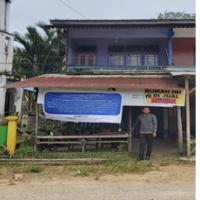 BRI Sanggau 2 : TB, SHM No.1857 luas 110m2, Desa HILIR TENGAH, Kec. Ngabang, Kab. Landak, Kalbar