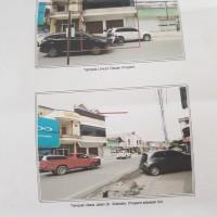 Pengadilan Negeri Palu, Lot2: 1 bidang tanah dengan luas tanah 123 m2 berikut bangunan ruko diatasnya di Kota Palu