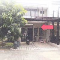 Bank Panin Puri Tirta - Sebidang tanah seluas 101 m2 berikut bangunan diatasnya, SHGB 01470/Lengkong Karya