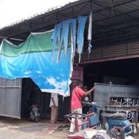 1.BRI Medan SM.Raja,Sebidang Tanah seluas 210 m2 berikut bangunan terletak di Jl Melinjo Kel Indra Kasih, Kec.Medan Tembung Kota Medan