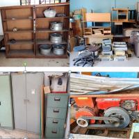 Kantor Imigrasi Kelas II TPI Merauke: 1 (satu) paket barang inventaris kantor dalam kondisi rusak berat dengan total jumlah barang 183 unit