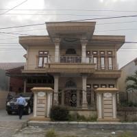 Lelang Eksekusi HT Bank Mandiri : T/B rumah luas 446 M2 sesuai SHM No. 384/Kel. Helvetia - Medan