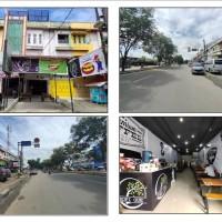 Lelang Eksekusi HT Bank Mandiri : T/B ruko luas 80 M2 sesuai SHM No. 2182/Kel. Sunggal - Medan