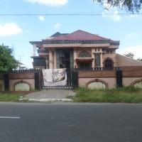 Lelang Eksekusi HT Bank Mandiri : T/B rumah luas 372 M2 sesuai SHM No. 1347/Kel. Jati Makmur - Binjai