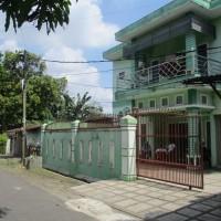 Lelang Eksekusi HT Bank Mandiri : T/B rumah luas 348 M2 sesuai SHM No. 620/Kel. Teladan Barat - Medan