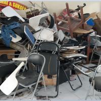 1. SUPM Negeri Sorong 1(satu) Paket Barang Inventaris dengan kondisi rusak berat