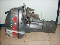 2. SUPM Negeri Sorong 1 (satu) Paket Speed Boat / Motor Tempel dengan kondisi rusak berat