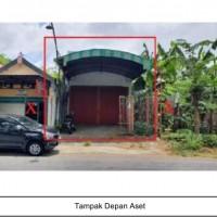 BCA Kanwil Malang - Sebidang tanah seluas 155 m2, berikut bangunan, SHM No. 478, di Ds. Sukowiyono, Kec. Karangrejo, Kab. Tulungagung