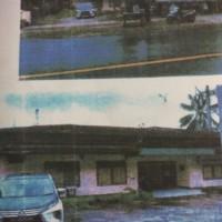 BMN pada  Kantor Kesehatan Pelabuhan Kelas II Jayapura: Bangunan gedung 2 lantai untuk dibongkar