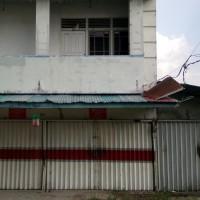 BRI BARITO 1B: Tanah + Ruko SHM No. 578 luas 68 m2 di Jl.Panglima Aim Komp. Pasar Seruni  Pontianak Kalbar