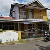 BRI BARITO 3 : Tanah + Bangunan SHM No. 846 (dh.14413) luas 168 m2 di Jl. Sungai Raya Komp. Taman Sungai Raya Kab. Kubu Raya Kalbar