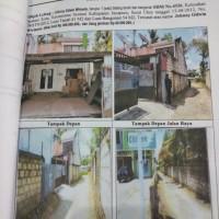 L. Eksekusi (PT BPD Bank Papua KCU Jayapura  ) : tanah berikut bangunan rumah di atasnya, LT 81 m2 (SHM 4326) di Jayapura, Papua