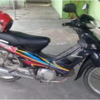 Kemenag Kab. Madiun: 1 (satu) unit Sepeda Motor Merk Honda NF100 tahun 2002, Nopol: AE 2840 FP, kondisi rusak berat