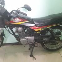 Kemenag Kab. Madiun: 1 (satu) unit Sepeda Motor Merk Honda GL Pro tahun 1999, Nopol: AE 3644 GP, kondisi rusak berat