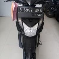 Kejaksaan Tangsel - Sepeda Motor Honda Beat warna hitam 110cc Nomor Polisi : B-6962-WKB