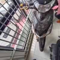 Kejaksaan Tangsel - Sepeda Motor Yamaha Mio warna hitam 115cc  Nomor Polisi : tidak ada