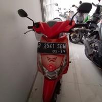 Kejaksaan Tangsel - Sepeda Motor Honda Beat warna merah 110cc Nomor Polisi: B-3541-SGN