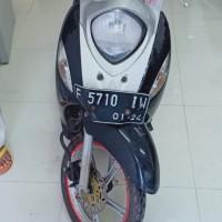 Kejaksaan Tangsel - Sepeda Motor Yamaha Fino warna hitam putih 115cc, Nomor Polisi : F-5710-WI