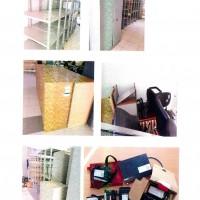 KPKNL Jakarta III : 1  (Satu) Paket BMN berupa Barang lnventaris Kantor (meja,kursi,pc.unit,dll) seiumlah 232 unit kondisi rusak berat
