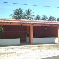 BRI Banjar 4. T/B, LT 1080 m2 di Blok Cikaret, Ds.Sukajaya, Kec.Cimerak, Kab.Pangandaran