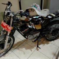 Ditjen PDASHL 5 : Sepeda Motor Yamaha RXK B 6287 PHQ