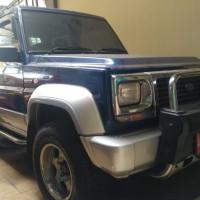 BPN Yogyakarta: 1 unit mobil Daihatsu Feroza, Nopol AB 1016 IA, tahun pembuatan 1997, BPKB & STNK lengkap