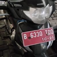 KPP Pratama JKT Jatinegara Lot 3: 1 (satu) Unit Sepeda Motor Honda NF 125 SD  Nomor Polisi B 6330 TQQ  Tahun 2006