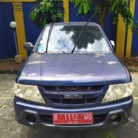 KPP Pratama JKT Kramat Jati Lot 1 : 1 (satu) unit Mobil Isuzu Panther LV 25 MT , Tahun 2004,  Nomor polisi :B 1112 WQ
