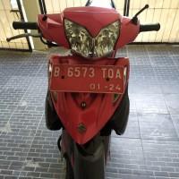 KPP Pratama JKT Kramat Jati Lot 5 : 1 unit sepeda motor Suzuki FL 125 RCD Tahun 2008,  Nomor Polisil : B 6573 TQA