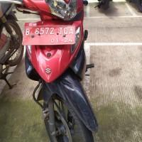 KPP Pratama JKT Kramat Jati Lot 4 : 1 unit sepeda motor Suzuki FL 125 RCD Tahun 2008, Nomor Polisil : B 6572 TQA