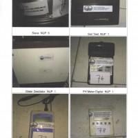 BPPT Agroforestry : 1 (satu) paket peralatan dan Mesin Perkantoran berbagai merk/type/tahun perolehan, kondisi rusak berat (dijual seadanya)
