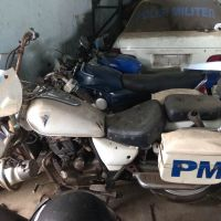 Lanud Wiriadinata : 1 paket BMN (mobil, 3 unit & motor, 6 unit), rusak berat dan apa adanya tanpa dilengkapi BPKB & STNK