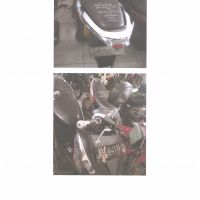 Kejari Yogya_1: 1 unit sepeda motor Honda Vario Techno, nopol AB 6413 CN, tanpa BPKB dan STNK, kondisi apa adanya