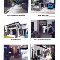 Bank Bukopin, 1 bidang tanah berikut bangunan di atasnya SHM 08039 Luas 577m2 di  Tirtonirmolo, Kasihan, Bantul