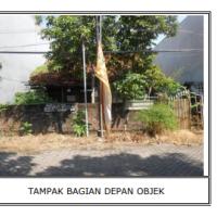 [KURATOR] T/B, SHM No.1791, LT 325m2, di Jalan Medokan Asri Barat XII No.05, Surabaya