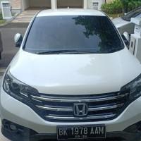 10.Kurator PT Yasanda, 1 unit kendaraan roda 4 merek Honda CRV Warna Putih Orchid Mutiara type RM32WD2.4  tahun 2013 BK 1978 AAM