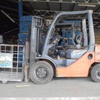 14.Kurator PT Yasanda, 1 unit Forklift Toyota 62-8FD30