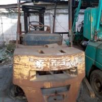 17.Kurator PT Yasanda, 1 unit Forklift TCM