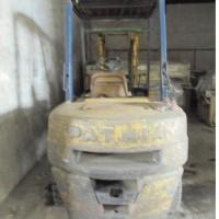 18.Kurator PT Yasanda, 1 unit Forklift Komatsu Patria