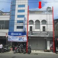 Lelang Eksekusi HT Bank Mandiri : T/B ruko luas 75 m2 sesuai SHM No. 1113/Lalang - Medan
