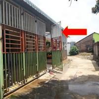 Lelang Eksekusi HT Bank Mandiri : T/B rumah seluas 248 m2 sesuai SHM No. 15/Tegal Sari Mandala III - Medan