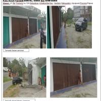 PT BNI KC Jayapura: tanah luas 152 m2 dan bangunan ruko di atasnya sesuai SHM 2804, Kel. Sentani Kota, Kec. Sentani, Kab. Jayapura