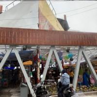 BTN Syariah, 1 bidang tanah luas 1027m2 berikut bangunan terletak di Pajak USU Jl Let. Jend. Jamin Ginting, Kel Padang Bulan, Medan