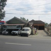Bank Sahabat Sampurna : T/B luas 469 m2 sesuai SHM No. 521/Padang Bulan Selayang II - Medan