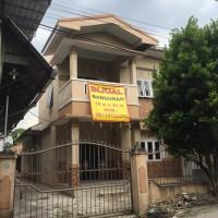 Lelang Eksekusi HT PT BCA Tbk. : T/B rumah luas 459 m² sesuai SHM No. 1885/Glugur Darat I - Medan