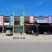 [MANDIRI] Satu bidang tanah dengan luas 145m2 berikut bangunan sesuai SHM 01182 di Kabupaten Nabire