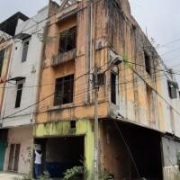 BNI Medan - 2. tanah luas 65 m2 dan bangunan, di Jl. Sehati Komp. Ruko Griya Riatur Blok B, Kel. Helvetia Timur, Kota Medan