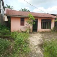 [BRI agroniaga medan] tanah luas 95 m2 + bangunan Desa Tanjung Gading Kec Sei Suka Kab Batu Bara SumUt